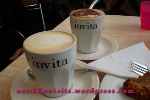 Invita (West Melbourne, Victoria Market)